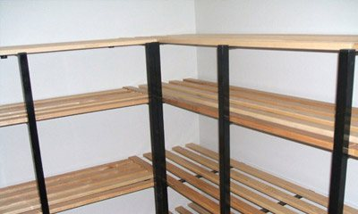 3/4/5 Tier shelving unit