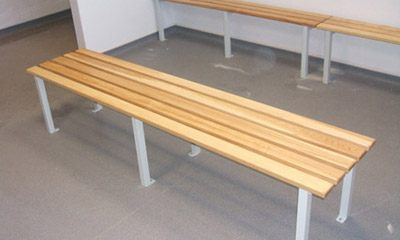 Fixed Floor Benches