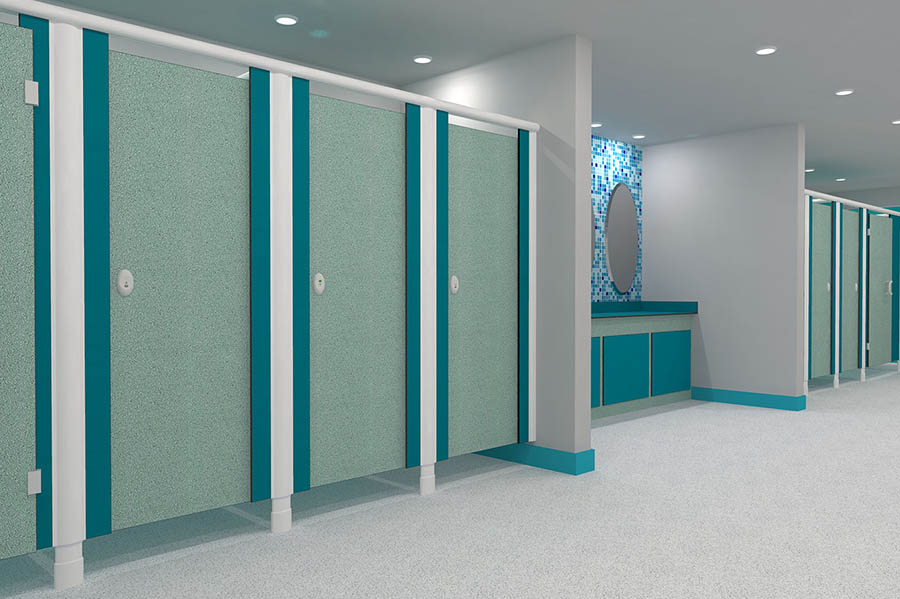 Wetroom Cubicles