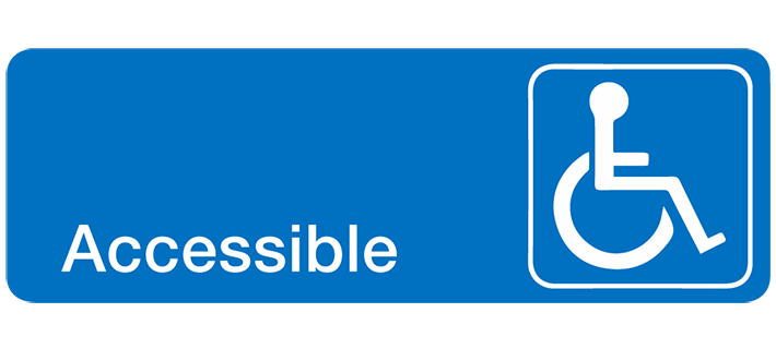 What are the required dimensions for a disabled toilet cubicle in the UK?